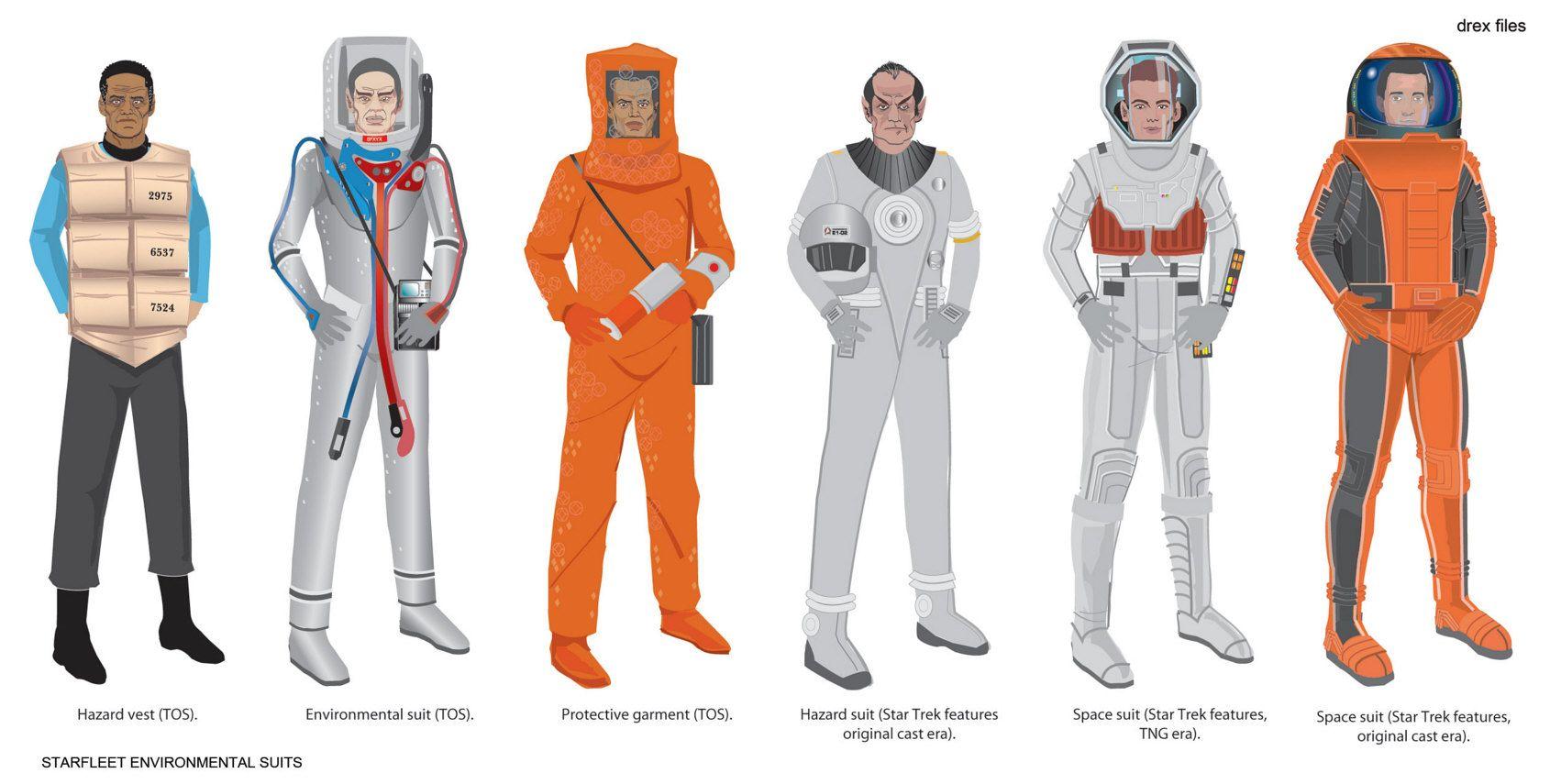 Sorry, Star trek enterprise space suit