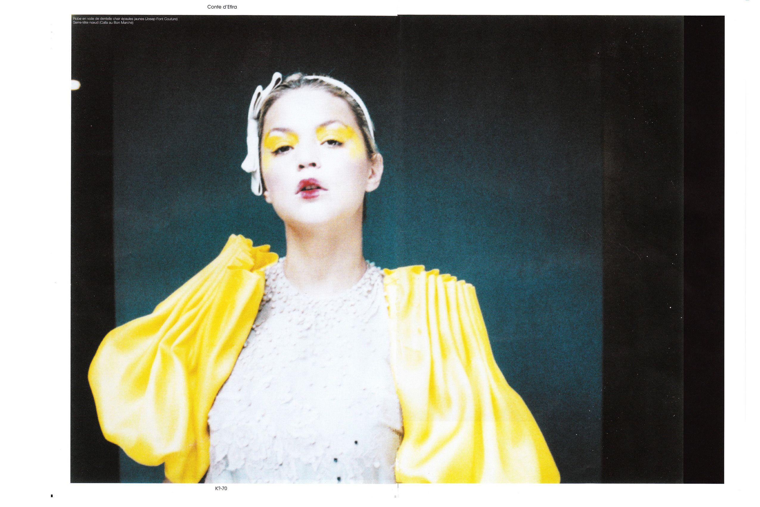 KEITH MAGAZINE (nº8) - Josep Font Couture