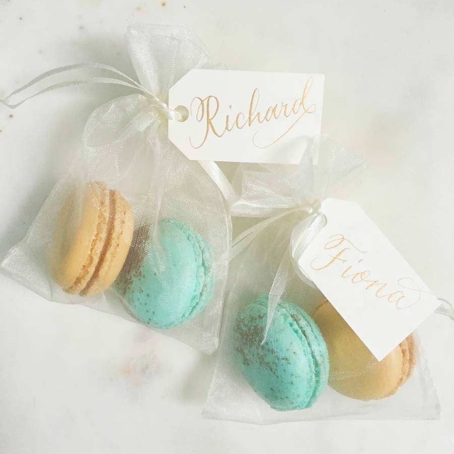 27 Personalised Wedding Favours That Your Guests Will Adore ...