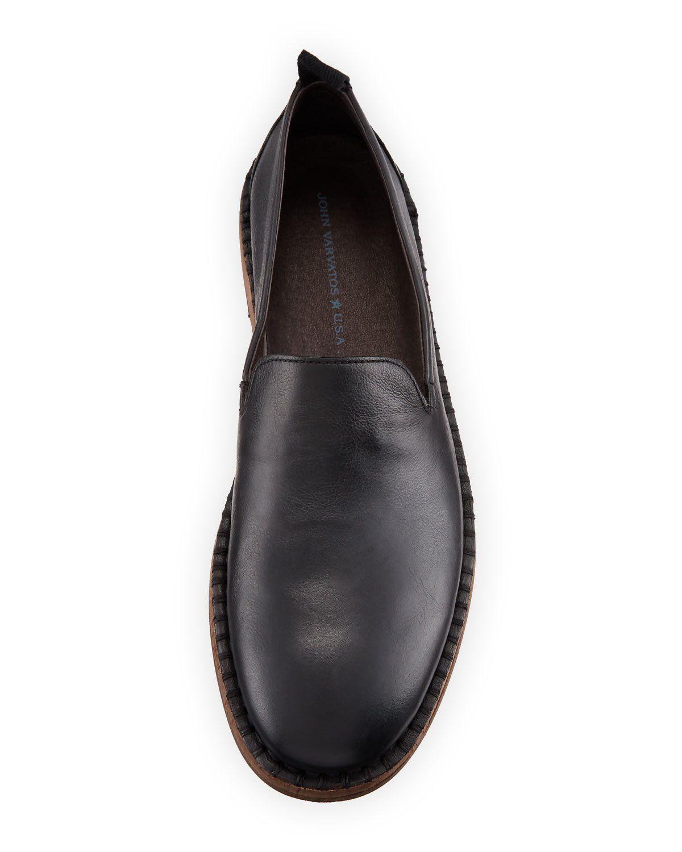 9df523cd8a4 John Varvatos Zander Leather Slip-On Loafer