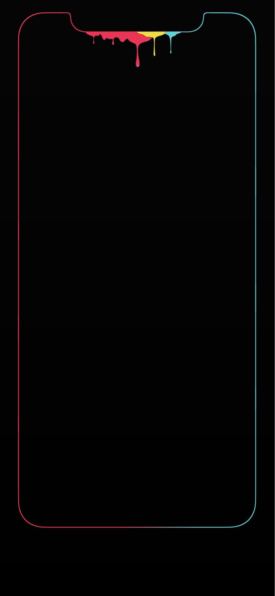 All Black Wallpaper For Iphone X