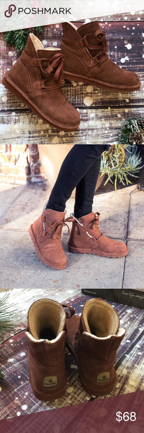 bearpaw women's zora casual boots off