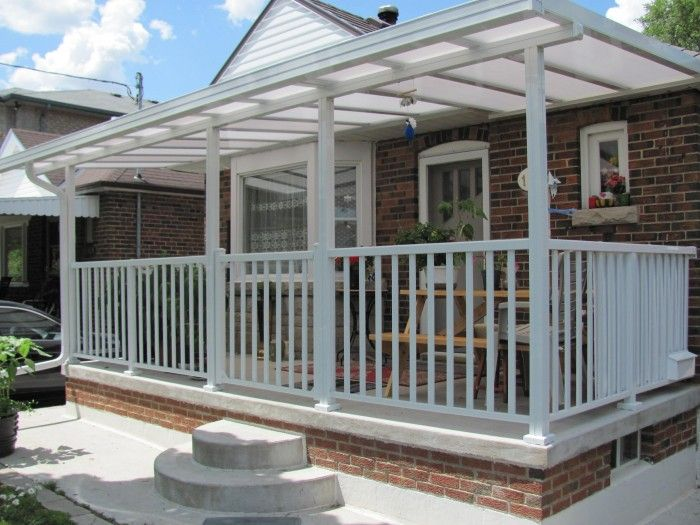 Patio Covers | Canopies | Clear Polycarbonate Roof System