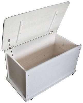 kmh spielzeugkiste spielzeugbox holzkiste mit deckel spielzeugtruhe truhe holz ideen fynn. Black Bedroom Furniture Sets. Home Design Ideas