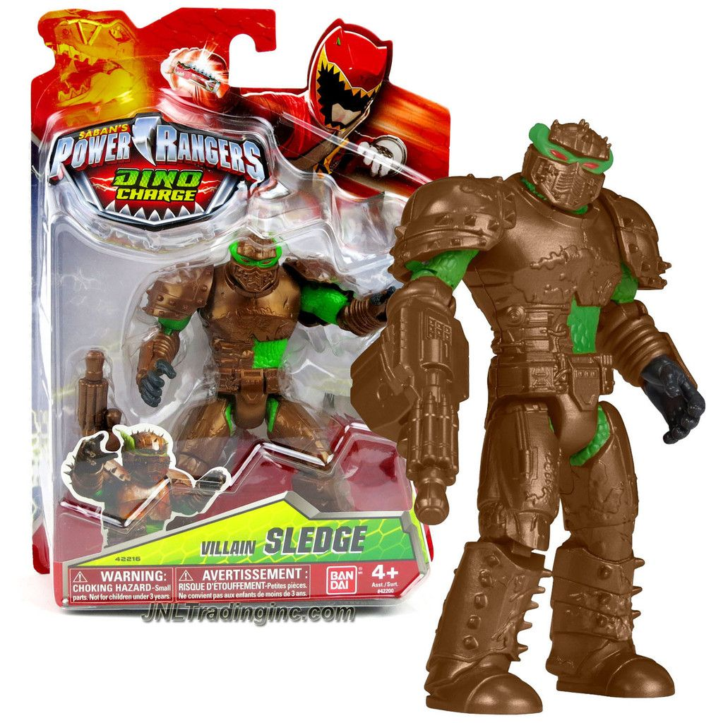 "Power Rangers Dino Super Charge 5/"" Villain Snide"