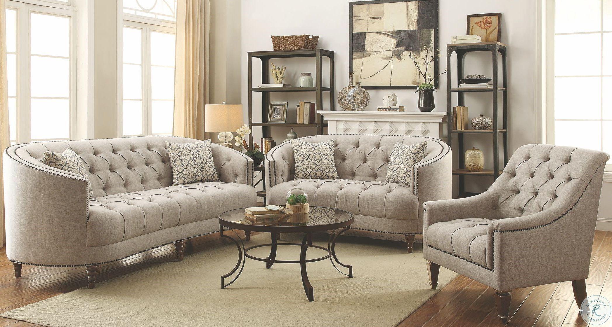 Avonlea Grey Loveseat In 2020 Living Room Sets Grey Living Room Sets Living Room Grey