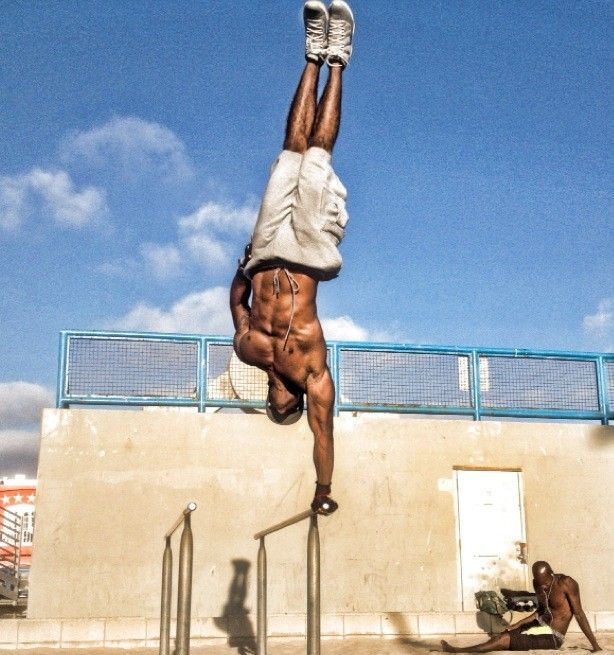 Calisthenics: How To Build A Calisthenics Body