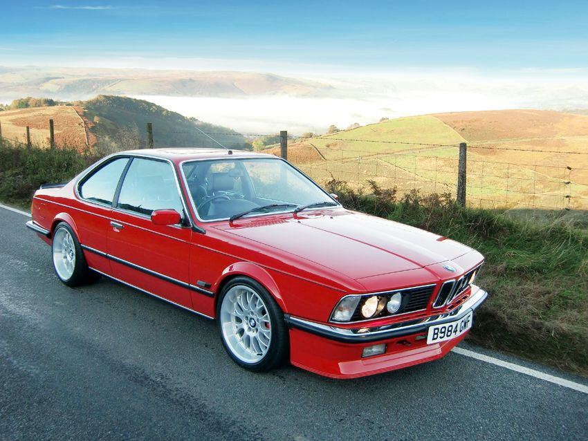 Not many people know of the old shark nosed 635 and 633 csi. There's still a brand new one in an abandoned BMW dealership in some country.