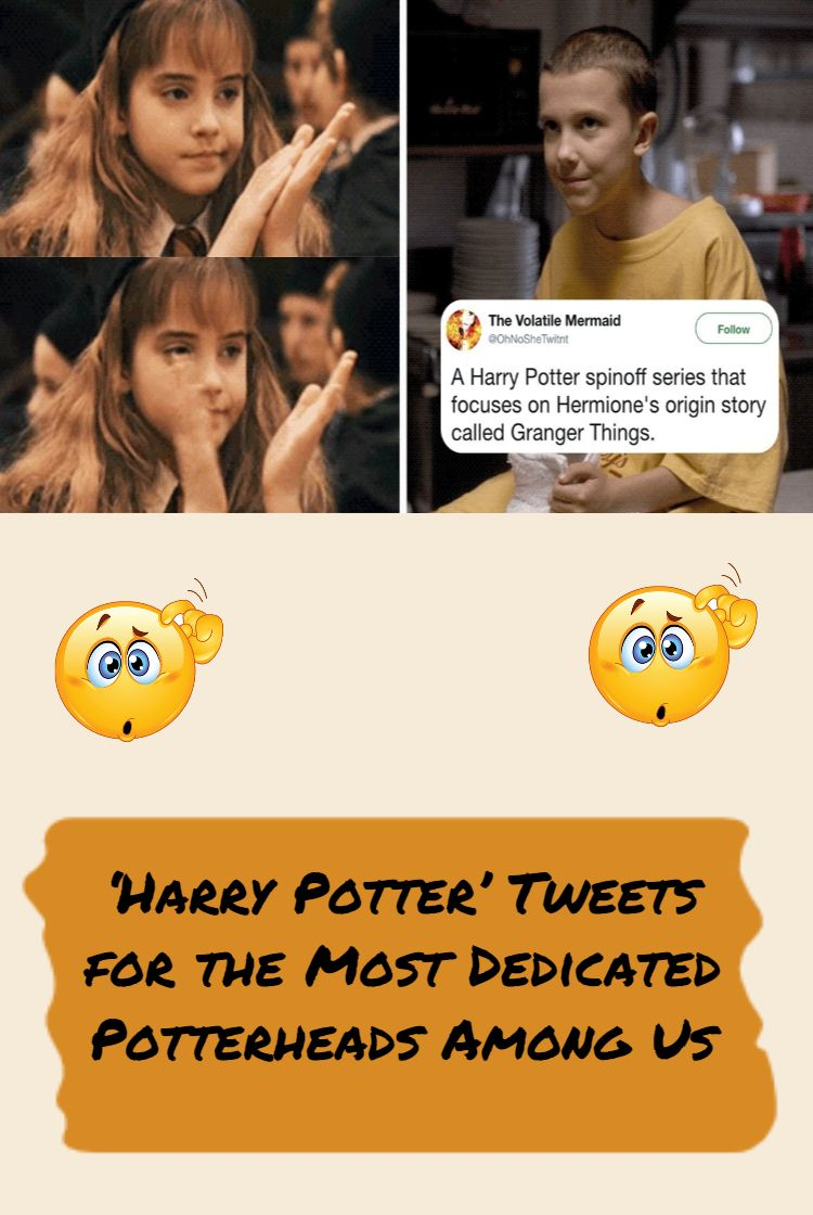 Harry Potter Tweets For The Most Dedicated Potterheads Among Us Potterhead Harry Potter Funny Harry Potter