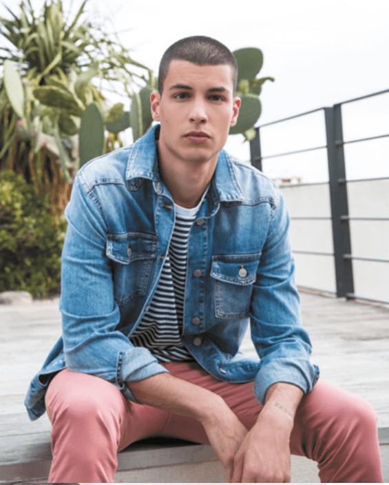 Vestes et manteaux : Tendances mode Homme printemps été 2018