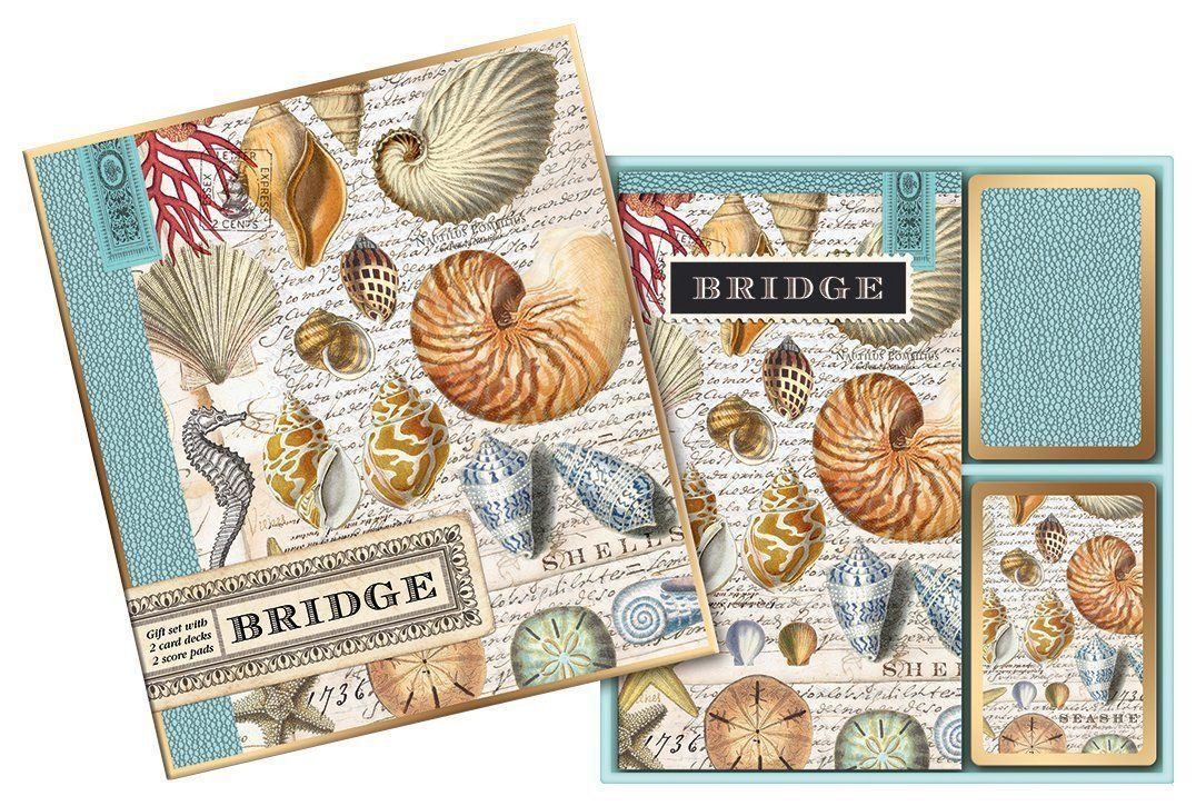 A fabulous gift for the bridge players in your life each