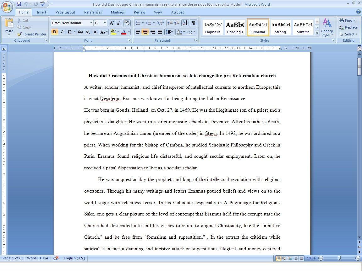 Custom thesis themes