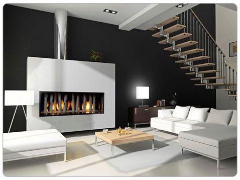 White Basement #HOME #DECOR Pinterest Basements, Modern