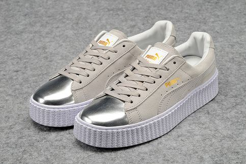 4e3a8acc6dd Rihanna Men Women fenty Casual sneaker Shoes