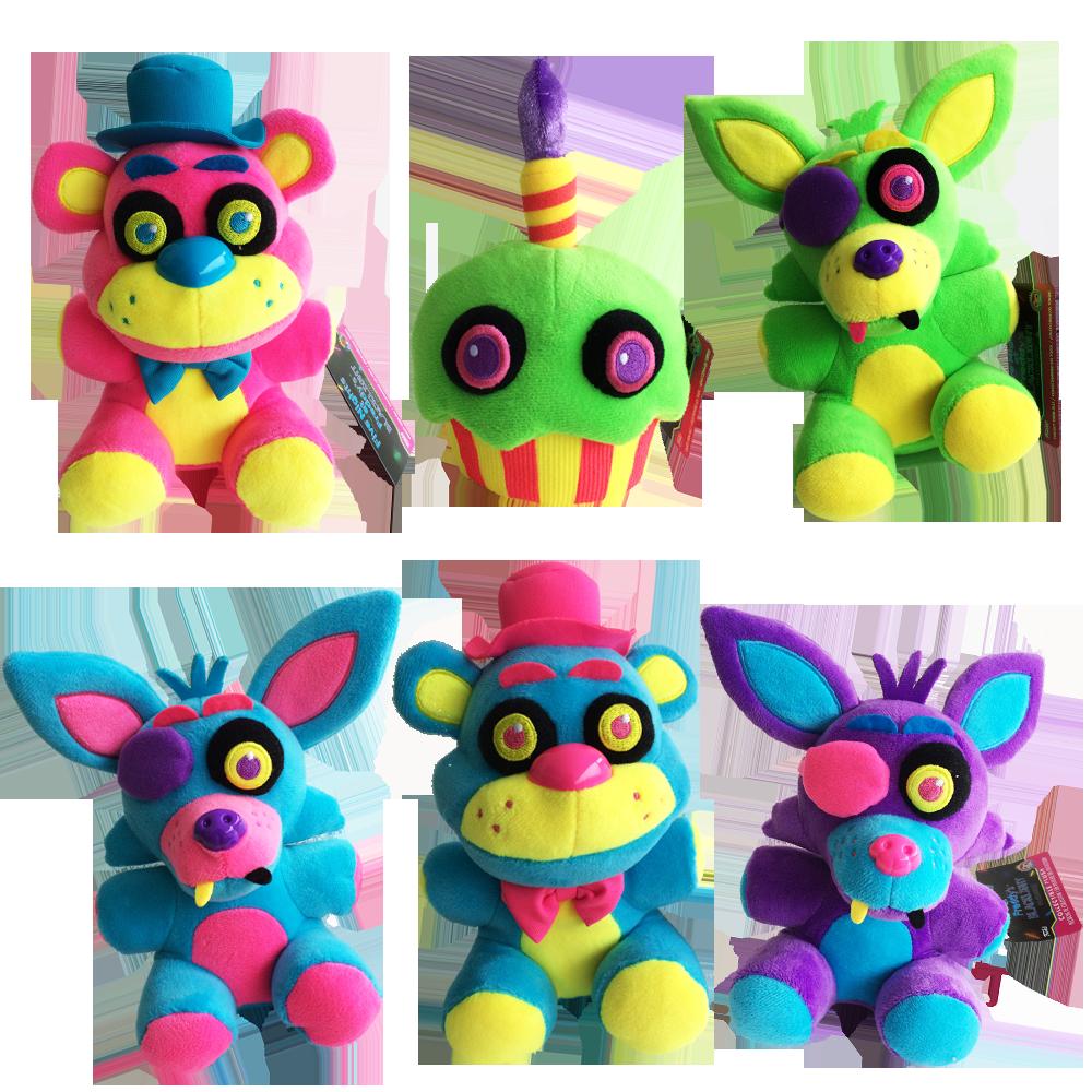 Koala Stuffed Animals Mini, Funko Fnaf Five Nights At Freddy S Black Light Plush Doll 6 Piece Set Slap Bracelet Best Christmas Toys Freddy Plush Plush Dolls