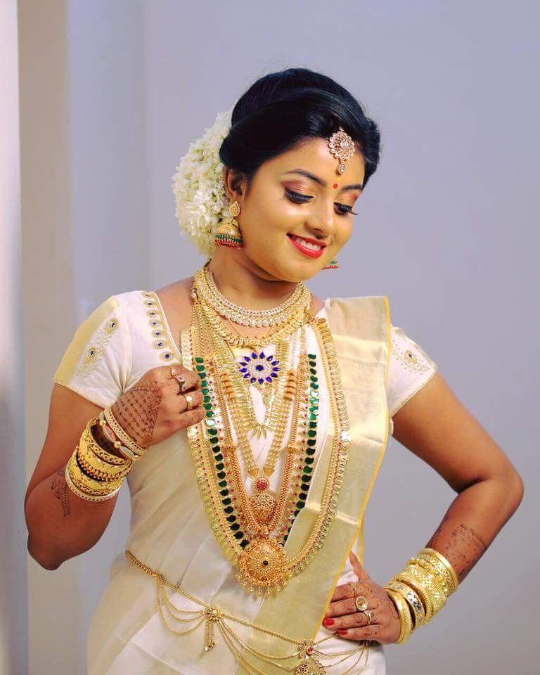 Kerala Bride Hindhu: Pretty Kerala Bride In 2019
