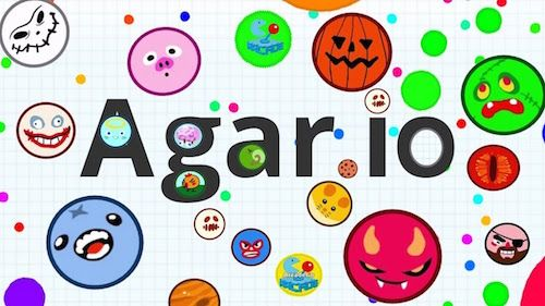 Play Agar io Unblocked Game at school or office Control your