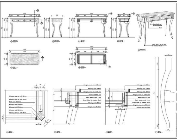 Do Furniture And Wood Working Shop Drawing Furniture In 2019