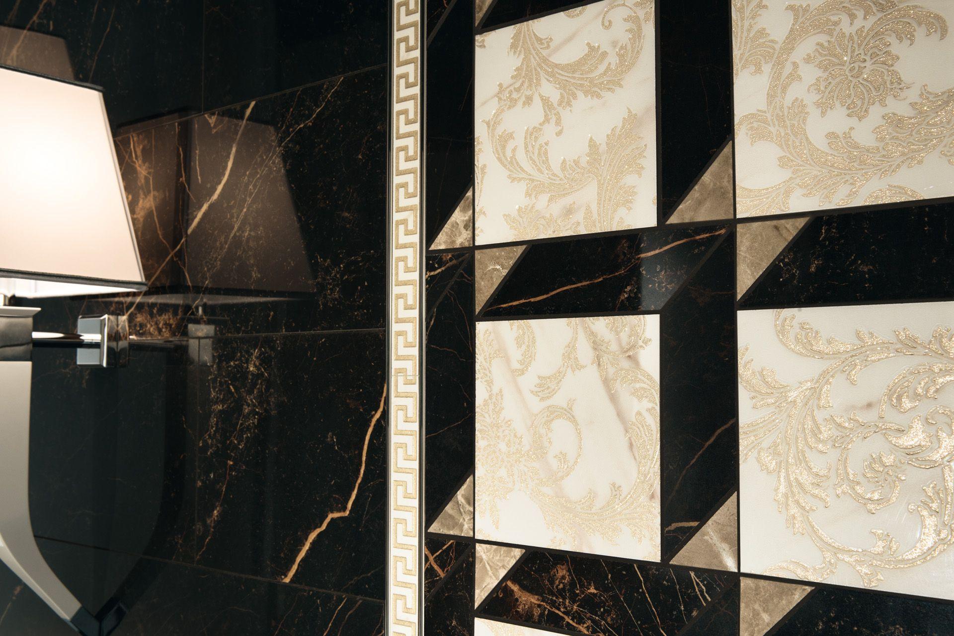 Piastrella da interno da parete da pavimento in gres