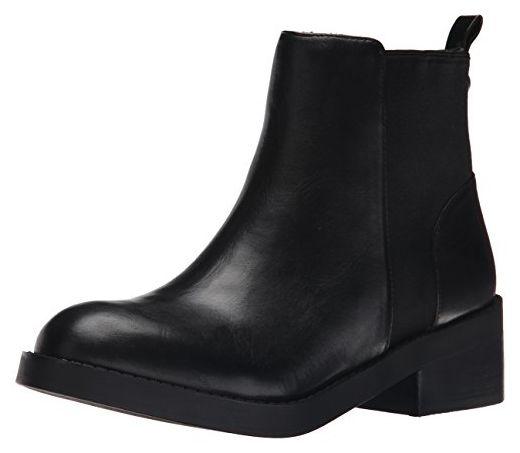 JONAK 264 Dey Cu H4, Damen Stiefel, Schwarz (Cuir Noir), 37 EU (4 UK)