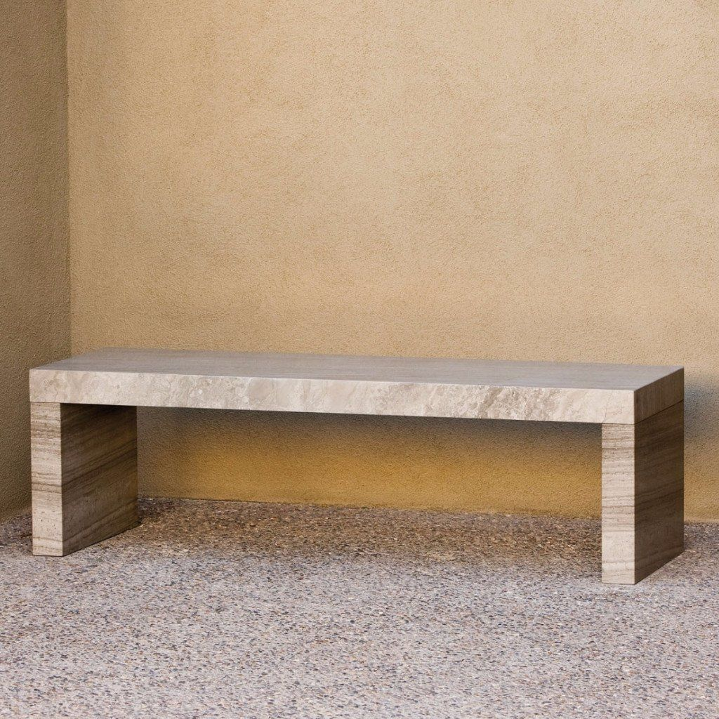 Sierra Bench Stone Forest In 2020 Stone Bench Bench Seating