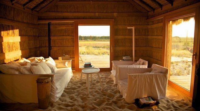 casas na areia un precioso hotel de arena en lisboa