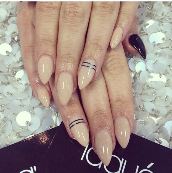 Neutral nail designs | Nails | Pinterest | Neutral nails, Beauty ...