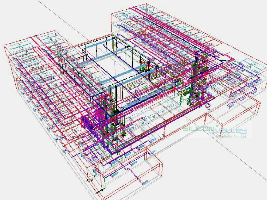 Our team of MEP Engineers is experienced and qualified that