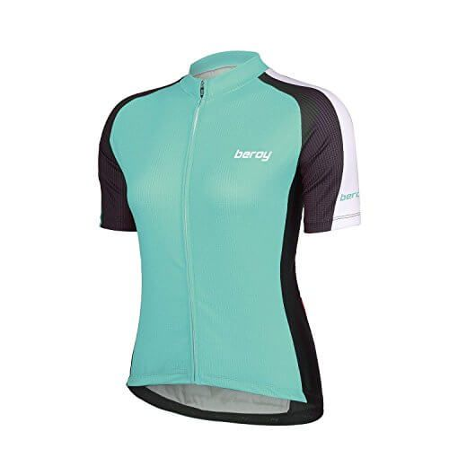a3264af79b7 Beory Womens Cycling Jerseys with Short Sleeves
