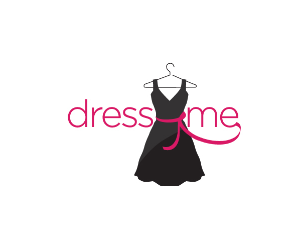 logo dress me