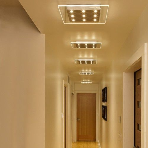 The Matrix Led Ceiling Light Is Characterized By Its Ultra Thin Design And Minimalist Plane Of