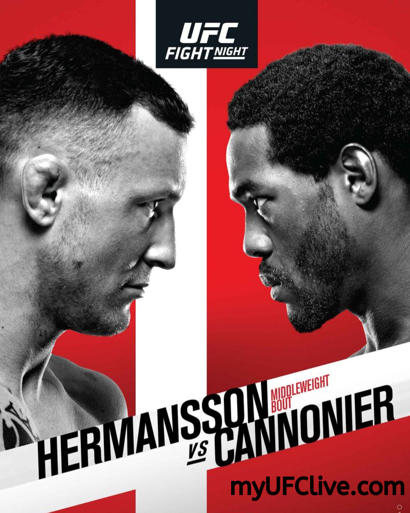 The Octagon Touches Down In Denmark For The First Time At Ufccopenhagen On Saturday Ufc Fight Night Ufc Ufc Poster