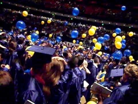 Stony Point High School Graduation Jun 3rd 2009 Trust High