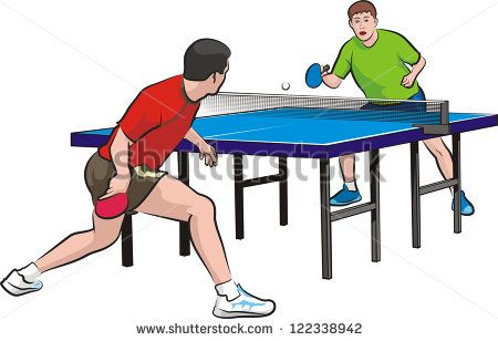 Stock Photos Royalty Free Images And Vectors Table Tennis Tennis Drawing Tennis