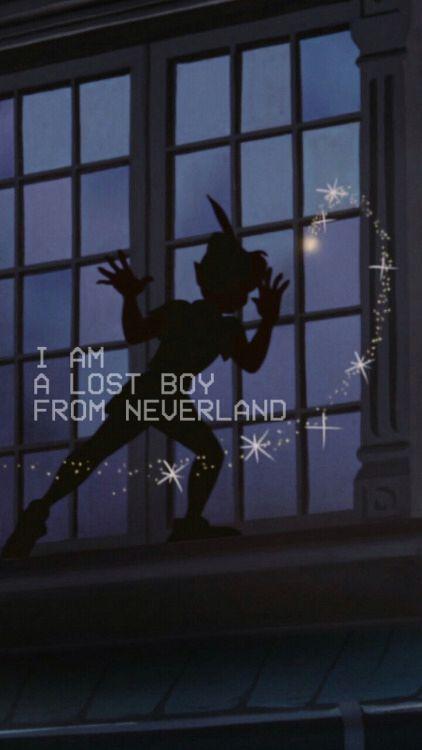 Lost Boy Peter Pan Lockscreen Desenho Peter Pan Disney Animation Studios Imagens Disney