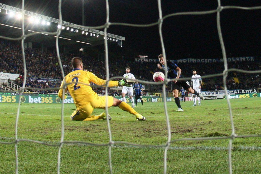 Atalanta-Sampdoria, il film della gara