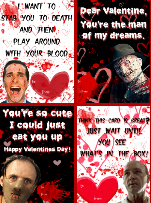 Movie · Horror Valentines