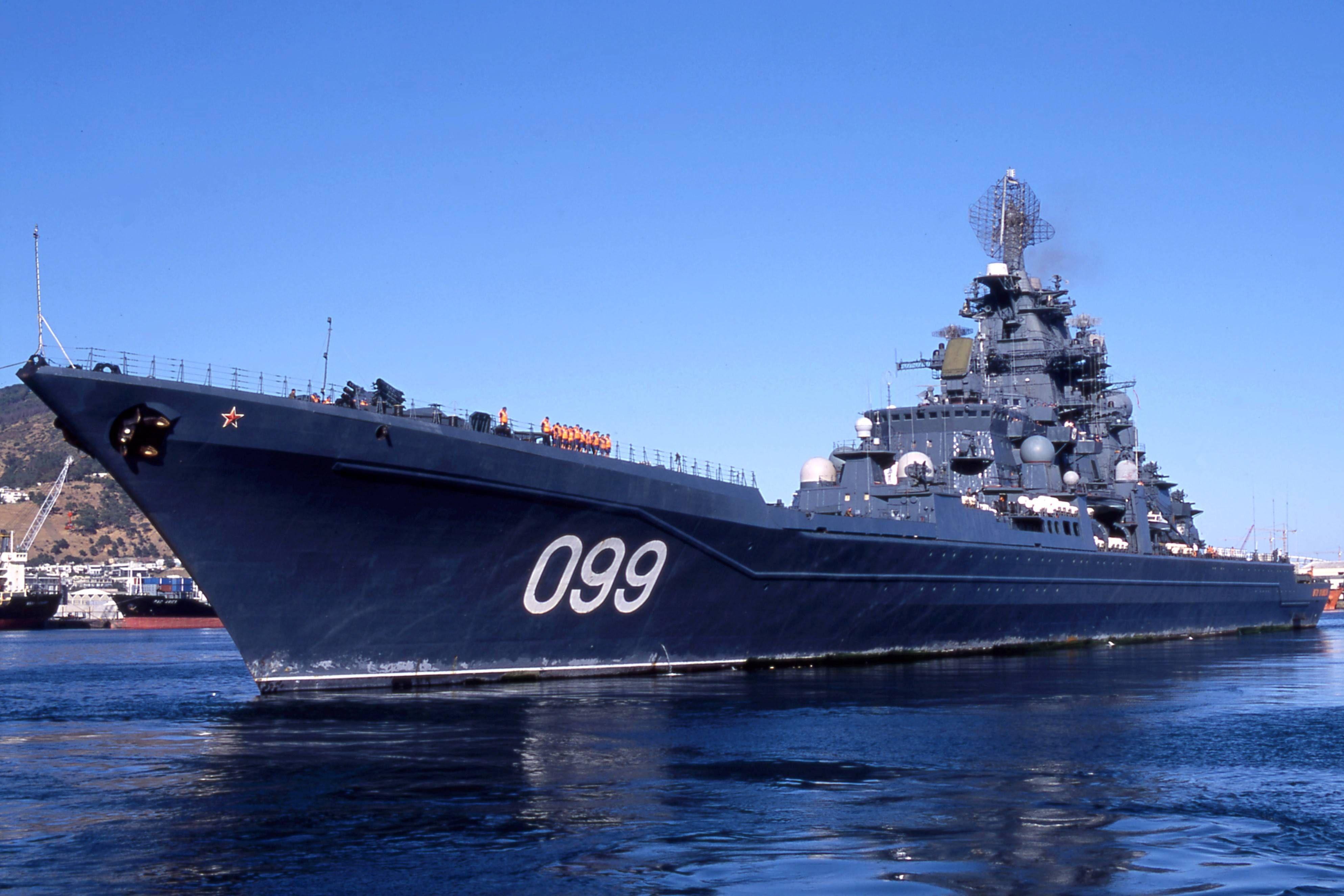 russian kirov class battlecruiser pyotr velikiy 3976 2651
