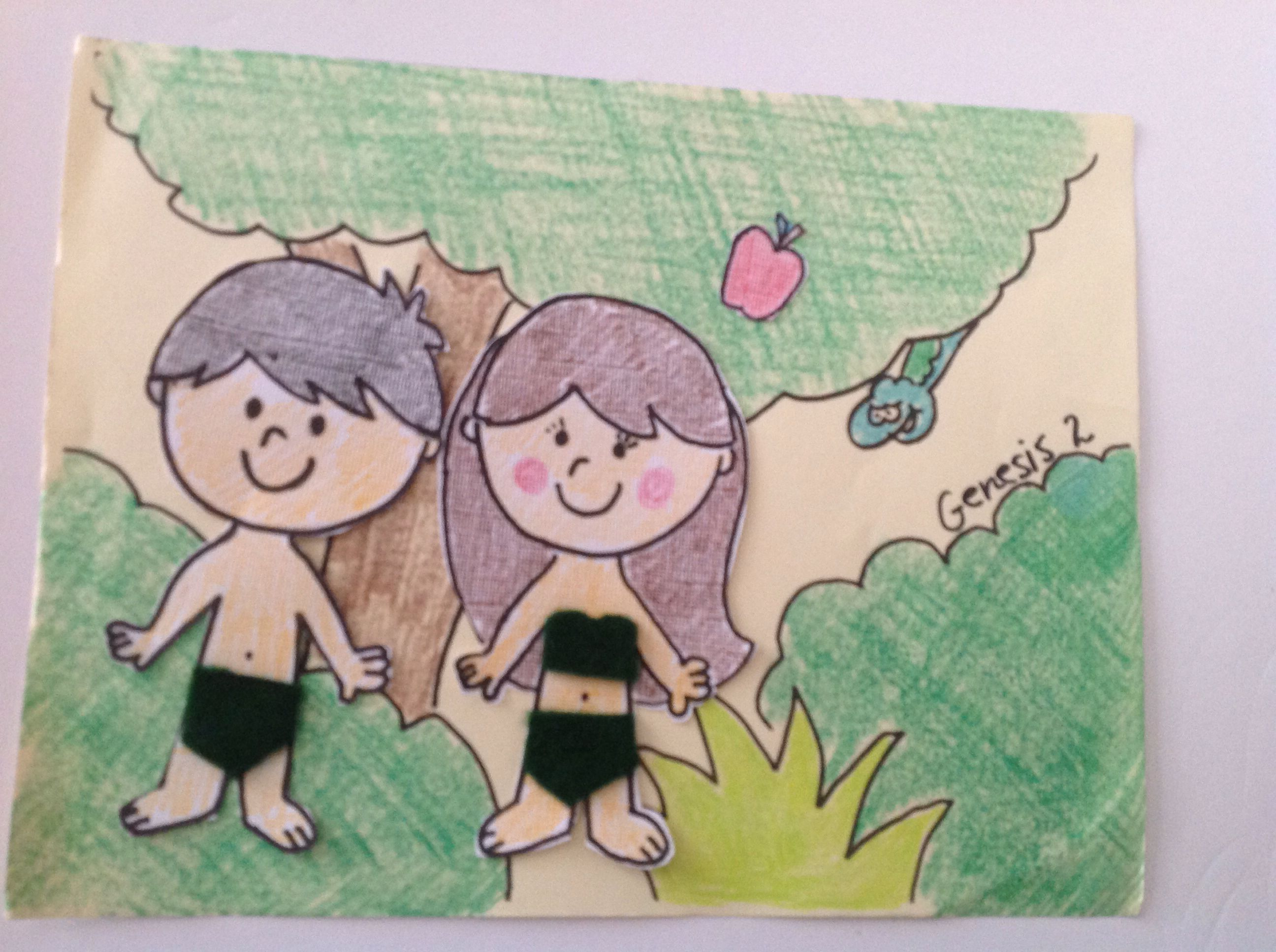 adam and eve bible craft bible crafts by let pinterest bible