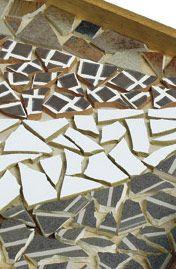 Mosaiikkipinnan teko-ohje
