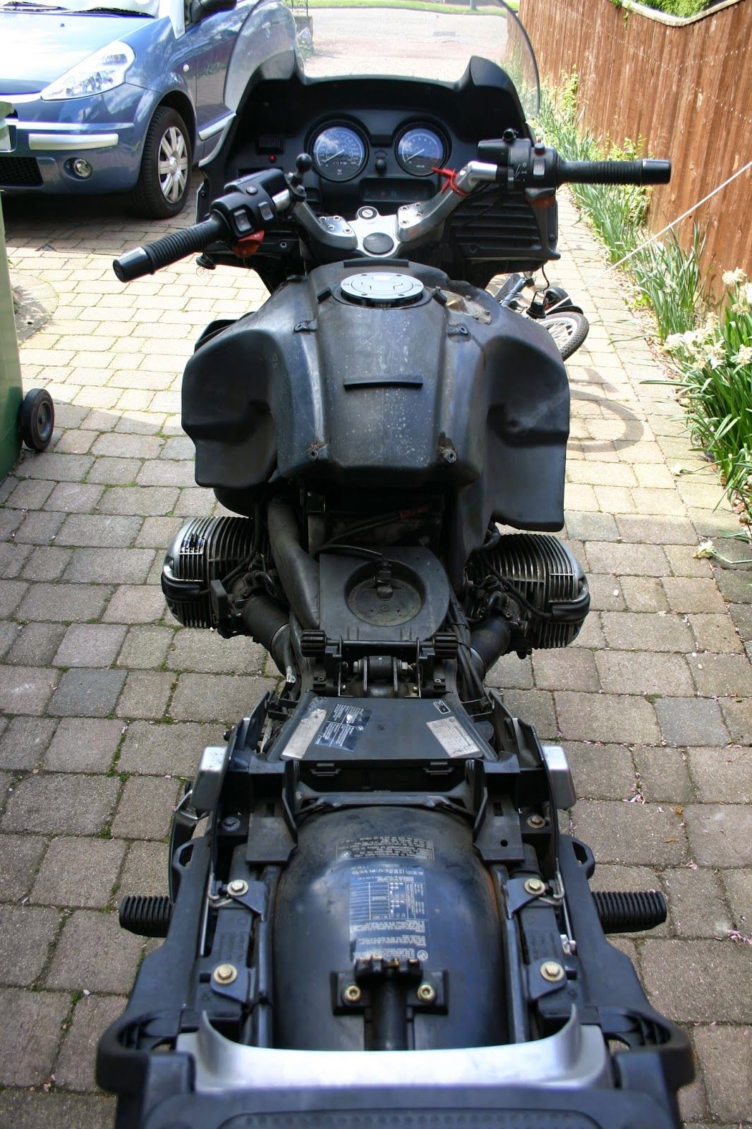 bmw r1150rt undressed bmw r1200rt bmw motorcycles custom motorcycles motorcycle bike motorbikes [ 1066 x 1600 Pixel ]