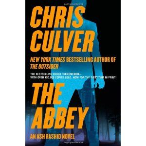 Reviewed by Katelyn Hensel for Readers' Favorite  Chris Culver is one of the new greats in suspense and thriller fiction. The Abbey explodes onto the scene in delightful audio book format to the enjoyment of suspense fans everywhere.   Meet Detective Ash Rashid. He's a cynical and jaded homicide detective with no desire to see ANY more dead bodies for the rest of his life. Unfortunately, they seem to follow him everywhere, and one of his worst fears comes to life when his niece's body is…
