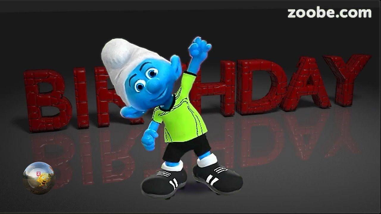 Happy birthday - Buon Compleanno - (Tanti Auguri a te) - Zoobe