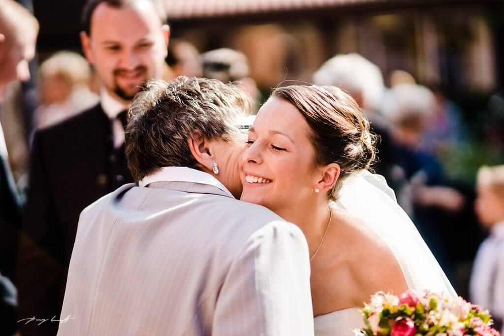 Gluckwunsche Braut Trauung Fotograf Hochzeitsreportage Winsen Luhe