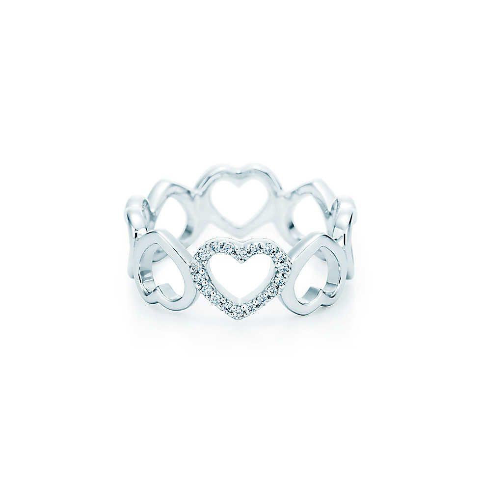 Tiffany Tiffany Metro Earrings Earrings Metro Metro Heart Tiffany Heart Heart A4R35jLq