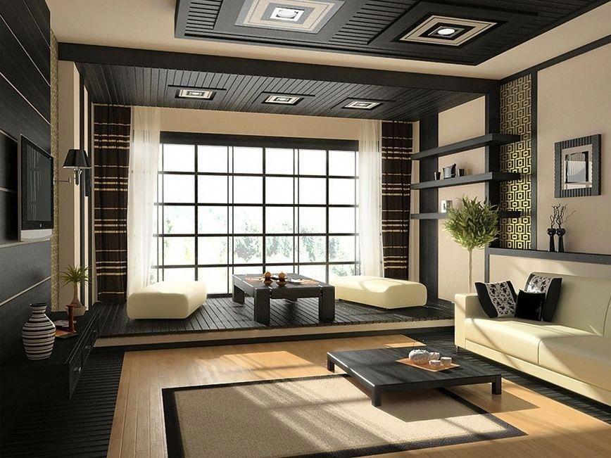 The Asian Inspired Zen Interior Design Style Focuses On Creating Peaceful Energy And Japanese Living Room Decor Japanese Home Design Modern Japanese Interior