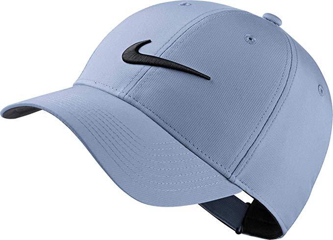 Amazon Com Nike Unisex Legacy Golf Cap Adjustable Lightweight Hat For Men And Women Vintage Lichen Anthracite Black Clothing Cap Nike Hats
