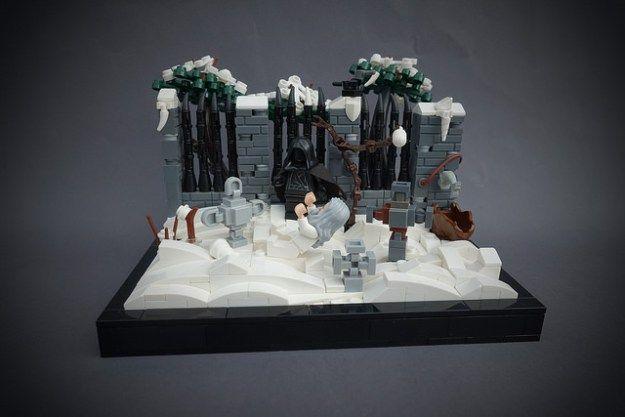 Denethor stars in Tolkien's A Christmas Carol