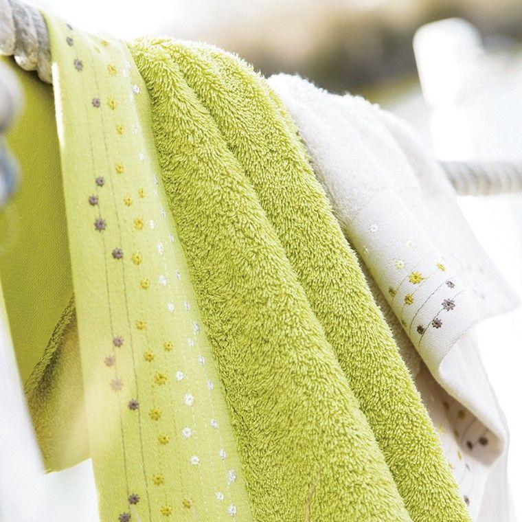 parure de bain hano en partenariat avec carre blanc. Black Bedroom Furniture Sets. Home Design Ideas