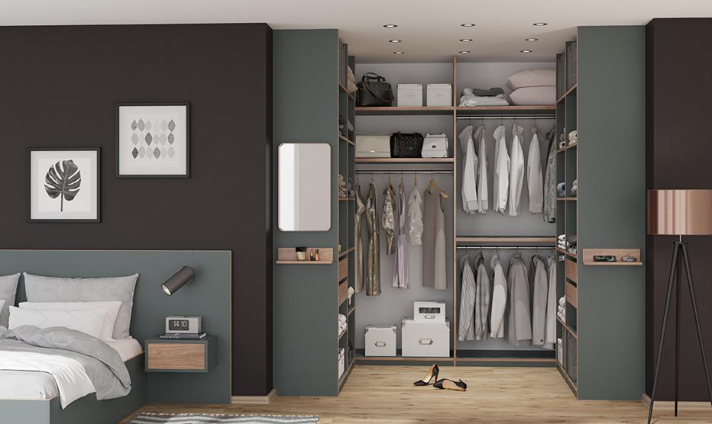 Quadro Interieurs Sur Mesure Amenagement Chambre Amenagement Interieur Solutions De Rangement